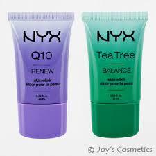 Serum Nyx 2 nyx skin elixir serum set se01 renew se02 balance s