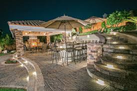 Patio Lighting Design by Exterior Design Enchanting Garden Design With Belgard Pavers And