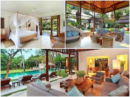 8 fun 4 bedroom family villas in bali where your kids can roam free