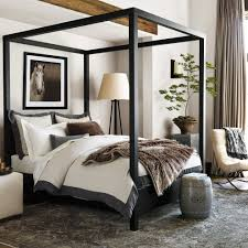 rustic platform bed bedroom rustic with barn wood accent wall barn