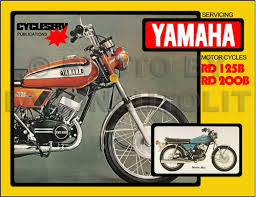 1974 1976 yamaha dt 100 125 175 cycleserv repair shop manual