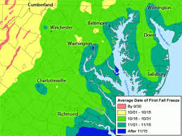 washington dc region map when should the washington d c area expect to see its