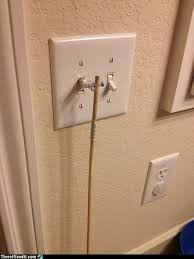 Light Switch Extender Light Switch Extension Diy Pinterest Light Switches
