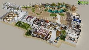 3d floor plan design interactive 3d floor plan yantram studio 3d resort site plan layout concept design