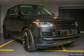 kereta range rover 2017 range rover piet boon one off shown u2013 rm1 29mil