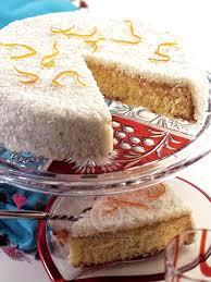 cuisine de choumicha recette gâteau à la noix de coco et au citron