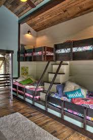 cool rustic bedroom with bunk beds and steps bunk bed cozy and