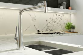 hansgrohe the hedonist magazine hansgrohe s new kitchen faucet range really celebrates this connection with cooking taking ergonomics and kinesiology into account its features allow for