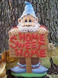ceramic american gnome garden by cinstreasures