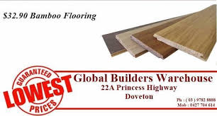 building material supply installation builders warehouse doveton