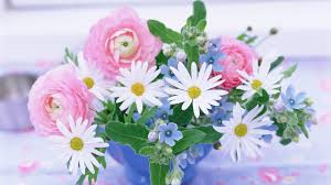 Wildflower Arrangements Fake Flower Arrangements Wallpaper