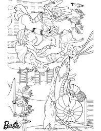 barbie mermaid tale coloring book hu source coloring pages