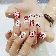 158 best glitzy fingers nail art images on pinterest finger
