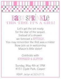 what is a sprinkle shower baby girl sprinkle invitation digital file versions baby girl