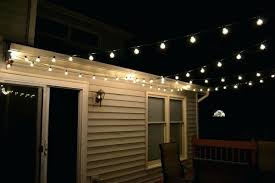 hanging outdoor string lights how to hang backyard string lights outdoor string lights get quality