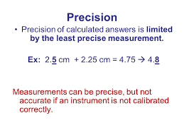Accuracy Vs Precision Worksheet Answers Accuracy The Closeness Of A Measurement To The True Or Actual
