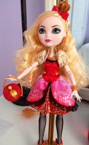 Ever After High Apple White Doll Madeline Hatter And Apple White Ever After High Doll U2013 Omocha Crush