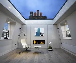 glass roof house house in london with a retractable glass roof twistedsifter