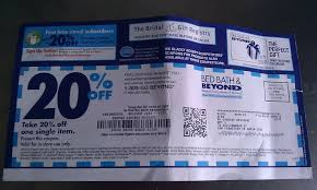 bed bath beyond 20 off thrifty tip of the day bed bath beyond coupons don t expire