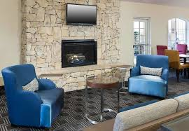 Fireplace San Antonio by Towneplace Suites By Marriott San Antonio Airport 2017 Room