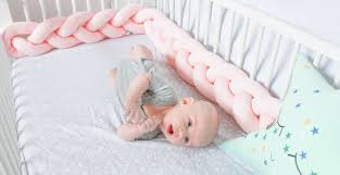 order of pillows on bed braided crib bumper knot pillow knot cushion decorative
