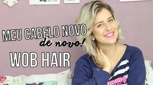 wob hair tudo sobre meu novo corte de cabelo wob hair bia jiacomine