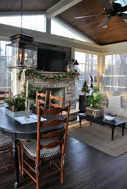 Best Dining Room ColonialPrim Style Images On Pinterest - Primitive kitchen tables