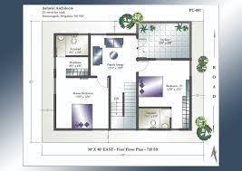 Row House Plans 2 Bedroom House Plans 30 40 Memsaheb Net