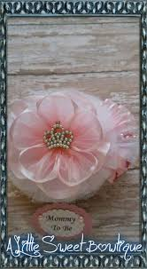corsage de baby shower princess baby shower corsage to be corsage princess baby