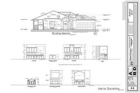 building sections u0026 interior elevations 9 of 11 sater design
