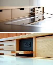 kitchen island outlet ideas cool kitchen design idea hide your electrical outlets contemporist