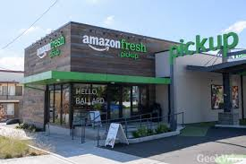 amazon finally unveils grocery pickup service but it s only for amazonfresh pickup expands to prime members in seattle with automatic license plate recognition