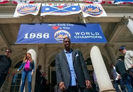 Doc Gooden Ex 1986 Mets - nyc mayor bill de blasio honors dwight gooden newsday