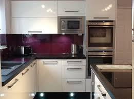 purple kitchen backsplash marvellous aubergine kitchen also white kitchen cabinet and