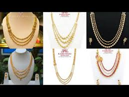 multi gold necklace images Three layer gold necklace multi layer gold necklace design jpg