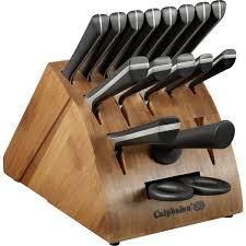 calphalon katana series cutlery 18 piece knife block set u0026 reviews