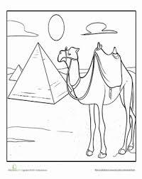 camel worksheet education com