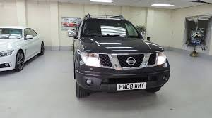 nissan navara 2008 2008 nissan navara long way down edition for sale in cardiff youtube