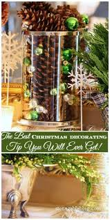 Decoration Christmas Blog by The Best Christmas Decorating Tip You Will Ever Get Stonegable