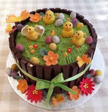 Easter Chicks Cake Decorations by 20 Amazing And Cutest Easter Cakes Page 5 Of 20
