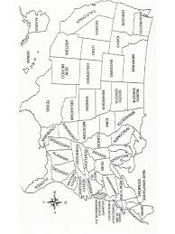 missouri map coloring pages state map coloring pages and print state map coloring pages