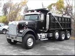 freightliner dump truck used 2006 freightliner dump truck youtube