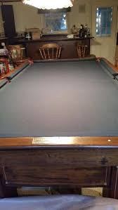 valley pool table replacement slate pool table slate classic saunter 8 restored 3 piece slate pool table