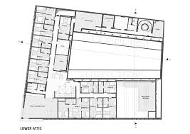 Firehouse Floor Plans by Budapest Music Center Art1st Design Studio