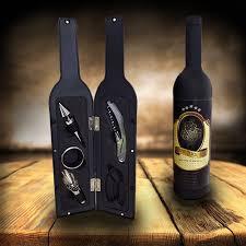 unique shaped wine bottles home innovations 5 wine bottle tool set 14 99 plus free