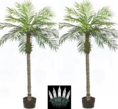 artificial palm tree with lights phoenix palm tree