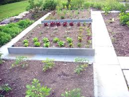 Backyard Raised Garden Ideas Concrete Raised Garden Beds Luxury 41 Backyard Raised Bed Garden