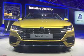 new volkswagen car all new volkswagen arteon sedan teased passat cc replacement