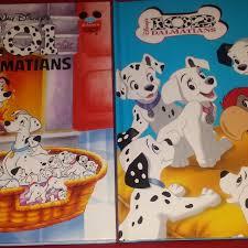 101 dalmatians u0026 102 dalmatians books sale