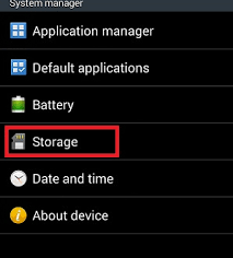 android clear system cache release storage space by clearing cache memory on your android device